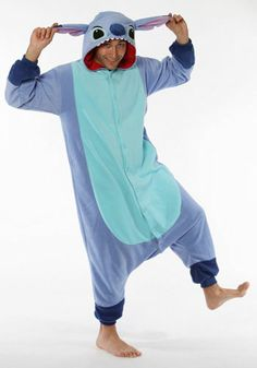 Kigurumi Shop | Stitch Kigurumi - Animal Costumes & Pajamas by Sazac