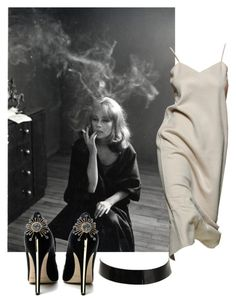 """Untitled #362"" by maggmcintyre on Polyvore featuring Brian Atwood"