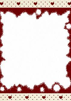 Wild image regarding valentine stationery free printable