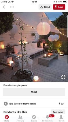 Outdoor Lighting for Patio . Outdoor Lighting for Patio . 99 Best Apartment Patio Images In 2020 Back Gardens, Outdoor Gardens, Outdoor Rooms, Outdoor Decor, Outdoor Fire, Outdoor Ideas, Outdoor Sail Shade, Outdoor Living Spaces, Ikea Outdoor