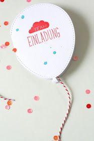 Meine Tochter hat bald Geburtstag und die Einladungskarten für Ihre Party sind heute fertig geworden. Das Motto ist der Jahreszeit entspr...