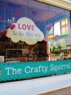 The Crafty Squirrel