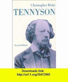 Tennyson (9780333486559) Christopher Ricks , ISBN-10: 0333486552  , ISBN-13: 978-0333486559 ,  , tutorials , pdf , ebook , torrent , downloads , rapidshare , filesonic , hotfile , megaupload , fileserve