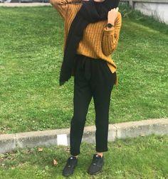 Hijab Style Dress, Modest Fashion Hijab, Modern Hijab Fashion, Street Hijab Fashion, Casual Hijab Outfit, Hijab Fashion Inspiration, Hijab Chic, Muslim Fashion, Trendy Fashion