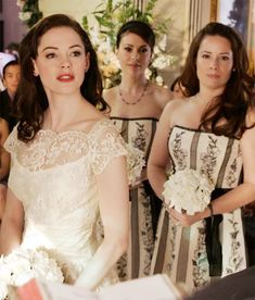 Paige Matthews, Piper and Phoebe Halliwell.