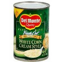 Del Monte Vegetable White Cream Corn, 14.75-Ounce Packages (Pack of 12) * Additional details  at Quick dinner ideas board