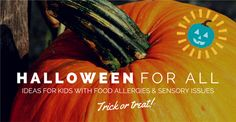 See a teal pumpkin on your neighbor's porch? It means they have non-food treats for kids with food allergies! Check out how you can help all children participate in Halloween this year (and find a fun & spooky fine motor activity!).