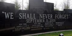 Pennsauken, New Jersey, 911 Memorial We Will Never Forget, Always Remember, 911 Remembrance, New York Washington, Memorial Quotes, Patriotic Pictures, North Tower, September