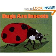 Bugs Are Insects (Let's-Read-and-Find-Out Science 1): Anne Rockwell, Steve Jenkins: 9780064452038: Amazon.com: Books