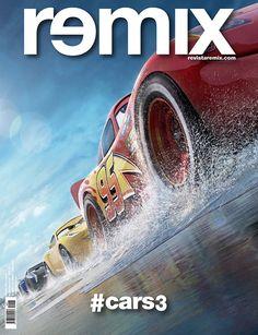 "Tapa Remix 227 #Cars3 | ""El Rayo"" McQueen, Cruz Ramirez y Jackson Storm x Disney/Pixar"