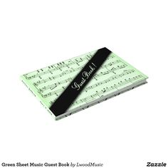 Green Sheet Music Gu