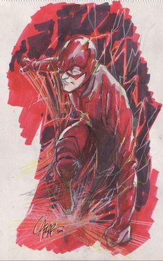 The Flash by Caesar *