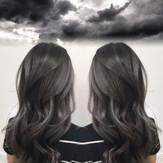 "1,774 Likes, 73 Comments - Hair Makeup Nails Beauty (@hotonbeauty) on Instagram: ""#shoutoutsunday  Tornado  by @harttofcolor #hotonbeauty"""