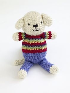 Ravelry: Barkcus the Dog pattern by Lion Brand Yarn