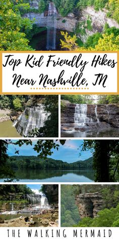 Best Easy Hikes Near Nashville, Tennessee Nashville Tennessee, Nashville Hiking, Tennessee Hiking, Tennessee Waterfalls, Clarksville Tennessee, Tennessee Vacation, Rock Island State Park, Waterfall Hikes, Travel Usa