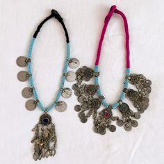 GYPSY JEWELS | Vintage Bohemian necklace | dosombre.com