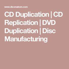 CD Duplication | CD Replication | DVD Duplication | Disc Manufacturing