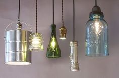 neat light fixtures