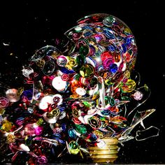 Jon Smith - Exploding Light Bulbs