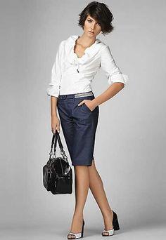 Mais #bermudas #femininas da #moda http://modaebeleza.org/moda-como-usar-bermudas-femininas-no-verao-e-praia/