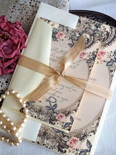 Romantic Vintage Wedding Invitation Suite by AVintageObsession - Just in case you want to check it out. Vintage Wedding Invitations, Wedding Invitation Suite, Wedding Stationary, Invitation Wording, Invitation Templates, Invitation Design, Invitation Cards, Invites, Wedding Wishes