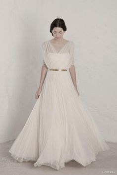 Cortana Wedding Dress 2015 Bridal Collection