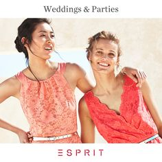 Are you looking for the #perfect #dress for the next #wedding or #garden #party? Our #Esprit styles will help you look your best!