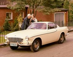 Volvo P1800 Turns 50!