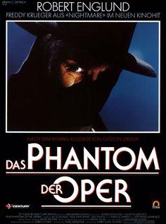 Phantom Of The Opera 1989 Poster