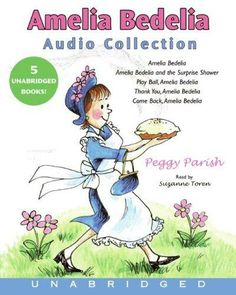 Amelia Bedelia CD Audio Collection  #Greenwillow_Books #Book
