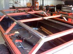trailer lid framework.