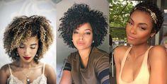 Hey Cute - Por Karla Lopes.: 15 cortes médios e curtos para cabelos crespos e cacheados