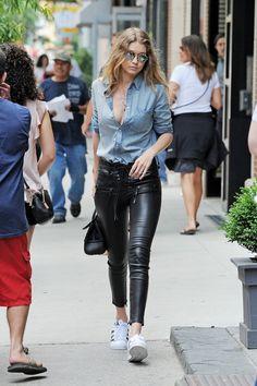 17 juni 2016 - Gigi Hadid Style File