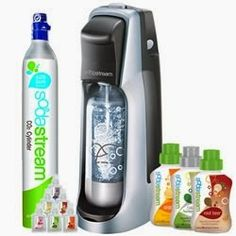 Win a SodaStream Fountain Jet Starter Kit ~ @SodaStream USA » Freebies Deals & Steals
