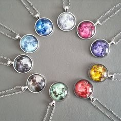Luminous Steampunk Glow In Dark Hourglass Pendant Glass Sand Timer Necklace BF