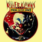 Killer Klowns From Outer Space t shirt B-Movie Sci Fi 80's retro The Dickies