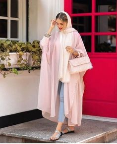 Modest Fashion Hijab, Modern Hijab Fashion, Modest Summer Fashion, Street Hijab Fashion, Modesty Fashion, Hijab Fashion Inspiration, Abaya Fashion, Muslim Fashion, Mode Inspiration