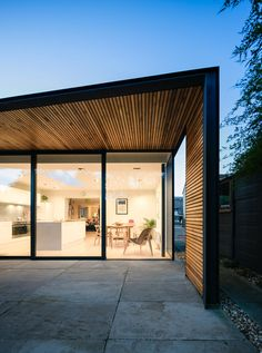 #architecture : Henry Goss completes home that launched visualisation career