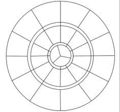 BlankFullColorWheel Color theory (wheel)