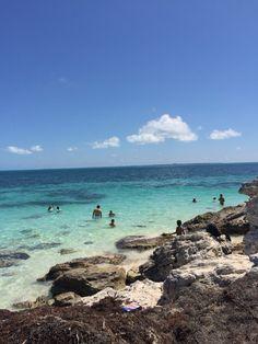 Beach area at Puerto Juarez. Destin Beach, Cancun, Vacation Ideas, Mexico