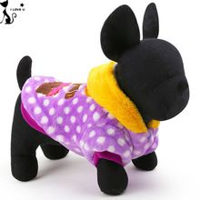 Sweet Dot Pet Dogs Clothes and Accessories Cute Dog Clothing Shirt Fleece Hoodie For Small Large Dogs Christmas Cat Wear 054(China (Mainland))