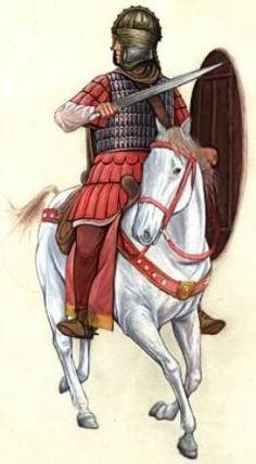 late roman cavalry