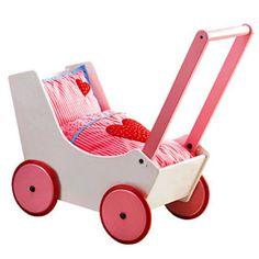 HABA Poppenwagen Hartjes pinkorblue.be - Gratis levering vanaf €20,- ♥ Ruim 30.000 producten online ♥ Nu eenvoudig online shoppen!