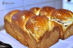 cozonaci pufosi 019 Pasta, Banana Bread, French Toast, Bakery, Recipies, Muffin, Sweets, Cookies, Breakfast
