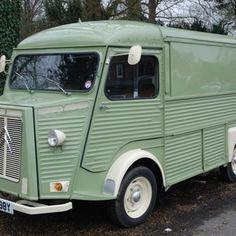 Citroen H Van, Light Truck, Food Truck Design, Le Tube, Coffee Truck, Factories, Car Car, World War Ii, About Uk