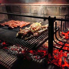 Not your dads BBQ grill... #argentina #carne #foodie #food… | Flickr