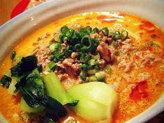 激ウマ担々麺がこんなに簡単に!!の画像