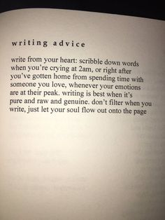 writing quotes and inspiration Writing Advice, Writing A Book, Writing Prompts, Quotes About Writing, Tips For Writing Poetry, Quotes For Writers, Creative Writing Quotes, Creative Writing Inspiration, Poetry Prompts