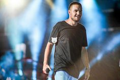 Liam Payne on stage in Massachusetts - 8/9