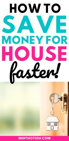 How to save money for a house. Follow these easy tips to help you save up for a down payment on a home. House to save money for a house in a year. Biweekly. Budget tips to save for a new home. Life On A Budget, Debt Free Living, Paying Off Student Loans, Down Payment, Create A Budget, Frugal Living Tips, Love Your Life, Saving Money, Budgeting
